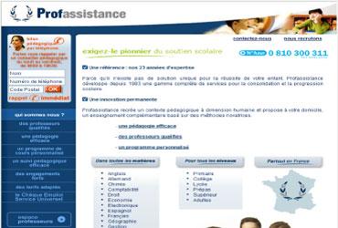 prof-assistance.com, profs assistance